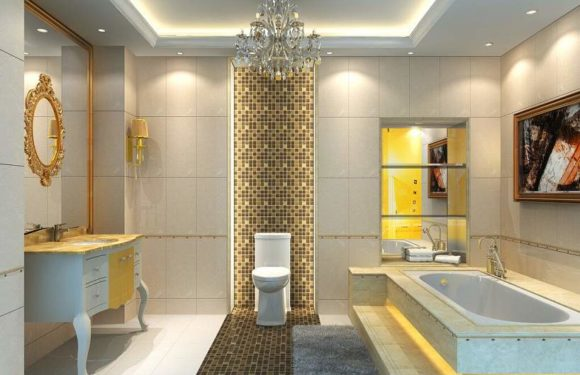 Top 5 Elements of the European Bathroom Interiors That You Can Totally Own