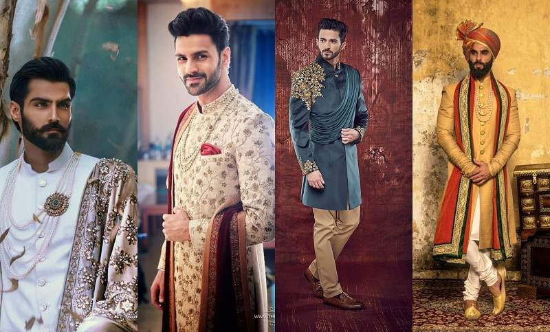 How to Choose and Style the Perfect Sherwani for Your Wedding Day