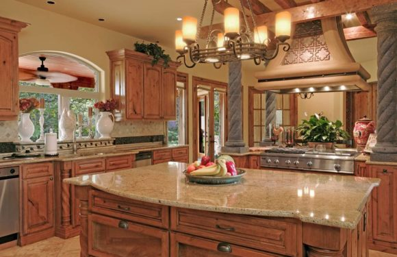 5 Tips on Choosing a Kitchen Granite Worktops